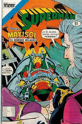 Supermán (Grapa) #51