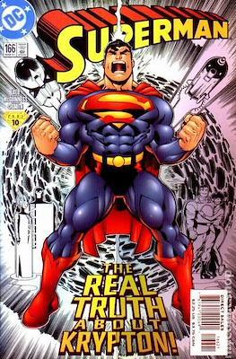 Superman Vol. 2 (1987-2006 Variant Covers) #166