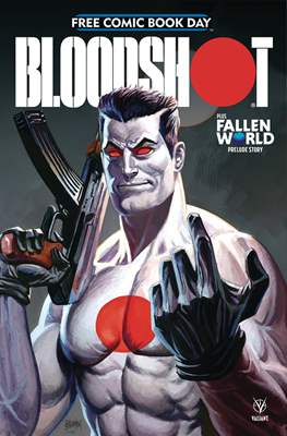 Bloodshot plus Fallen World - Free Comic Book Day 2019