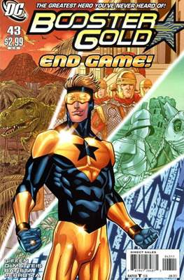 Booster Gold Vol. 2 (2007-2011) #43