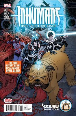 Inhumans: Once & Future Kings (Comic Book) #1