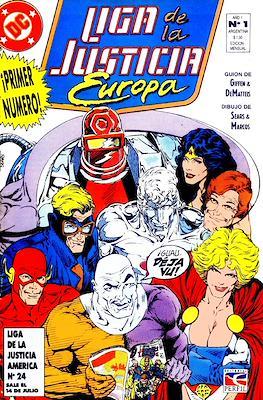 Liga de la Justicia de Europa