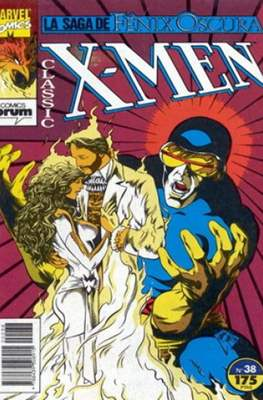 Classic X-Men Vol. 1 (1988-1992) (Grapa 32 pp) #38
