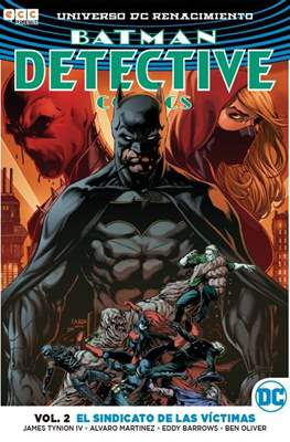 Batman: Detective Comics (Tomos recopilatorios) #2