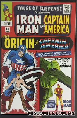 Marvel Clásicos #9