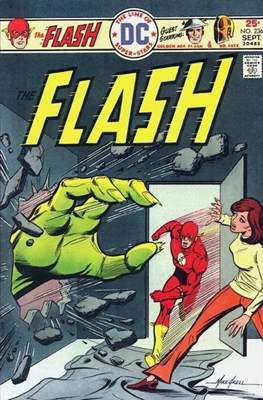 Flash vol. 1 (1959-1985) (Grapa, 32 págs.) #236