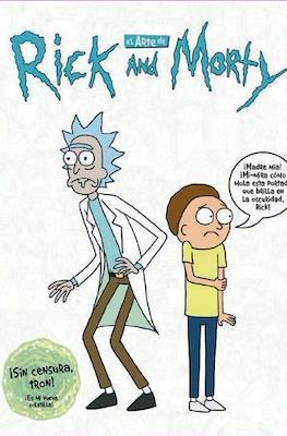 El Arte de Rick and Morty