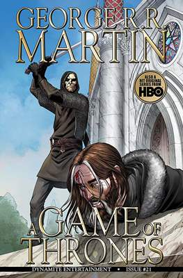 A Game Of Thrones (Comic Book) #21
