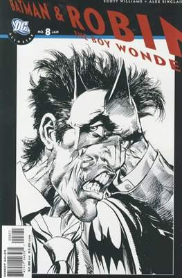 All Star Batman & Robin, The Boy Wonder (Variant Cover) #8