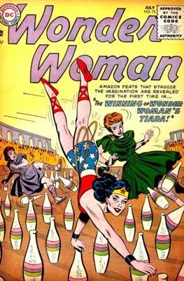 Wonder Woman Vol.1 (1942-1986; 2020-) (Comic Book) #75