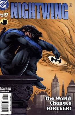 Nightwing Vol. 2 (1996) (Saddle-stitched) #93