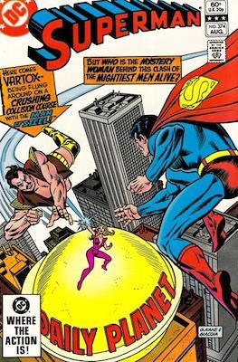 Superman Vol. 1 / Adventures of Superman Vol. 1 (1939-2011) (Comic Book) #374