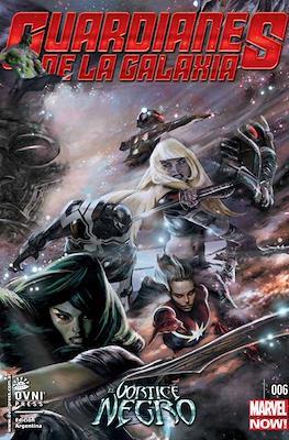 Guardianes de la Galaxia (Rústica) #6
