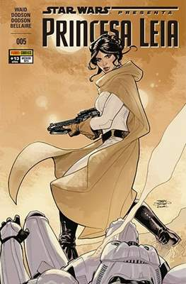 Star Wars Presenta (Grapa) #5