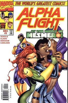 Alpha Flight Vol. 2 (1997-1999) #5