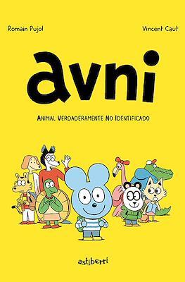 Avni. Animal Verdaderamente No Identificado (Rústica 64 pp) #1