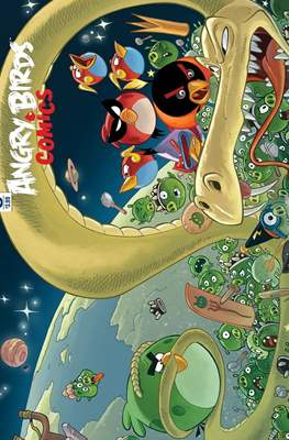 Angry Birds Comics (2016) (Grapa) #9