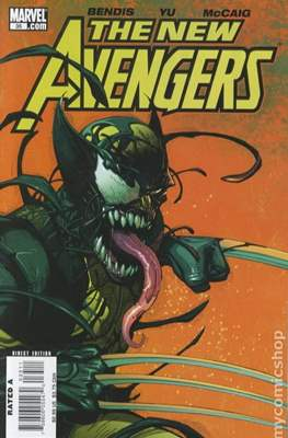 The New Avengers Vol. 1 (2005-2010) (Comic-Book) #35