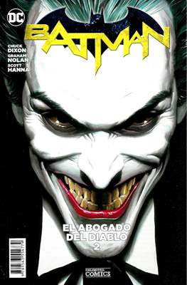 Batman. El abogado del diablo (Rústica) #2