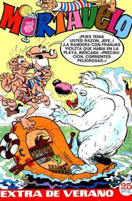 Mortadelo (extras) (Grapa) #6