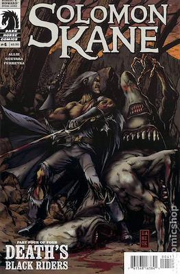 Solomon Kane: Death's Black Riders (2010) (Comic Book) #4