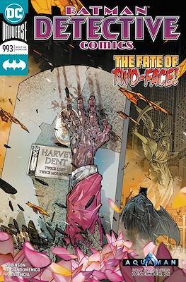 Detective Comics Vol. 1 (1937-2011; 2016-) (Comic Book) #993