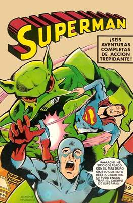Superman (Rústica 64 pp) #6