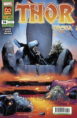 Thor / El Poderoso Thor / Thor - Dios del Trueno / Thor - Diosa del Trueno / El Indigno Thor (2011-) (Grapa) #121/14