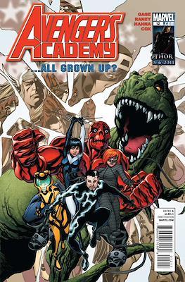 Avengers Academy (2010-2013) #12