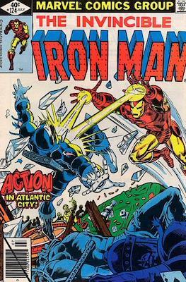 Iron Man Vol. 1 (1968-1996) (Comic book) #124