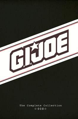 G.I. Joe: The Complete Collection (Hardcover 300-356 pp) #8
