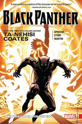 Black Panther (2016-2017) (Softcover 128-144-160 pp) #2