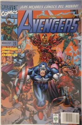 Avengers (Grapa) #20