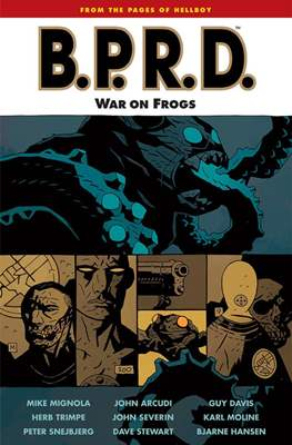 B.P.R.D (Softcover) #12