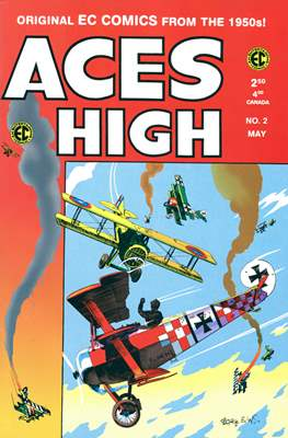 Aces High (Comic-book) #2