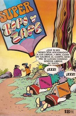 Super Zipi y Zape #11