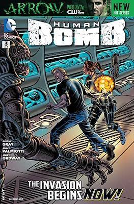Human Bomb (Comic Book) #3