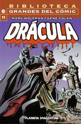 Biblioteca Grandes del Cómic: Drácula (2002-2004) #11