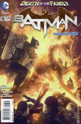 Batman Vol. 2 (2011-2016 Variant Covers) (Comic Book) #16