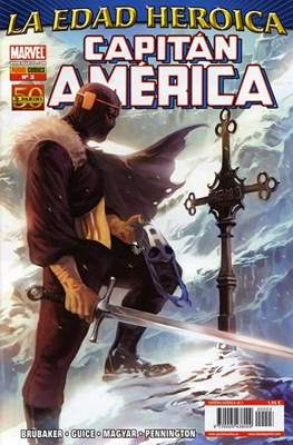 Capitán América Vol. 8 (2011-) (Grapa) #3