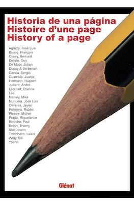 Historia de una página