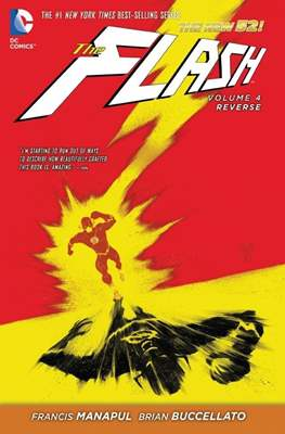 The Flash Vol. 4 (2011-2016) (Hardcover) #4