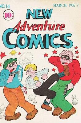 New Comics / New Adventure Comics / Adventure Comics (1935-1983 ; 2009-2011) (Comic Book) #14