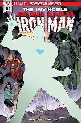 Invincible Iron Man Vol. 4 (Comic Book) #594