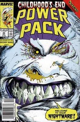 Power Pack (1984-1991; 2017) (Grapa) #42