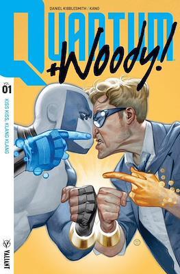 Quantum + Woody! (Rústica 144 pp) #1