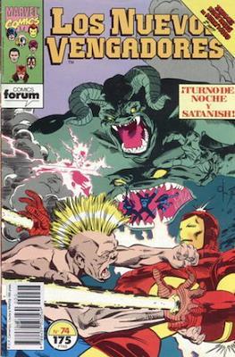Los Nuevos Vengadores Vol. 1 (1987-1994) (Grapa 32 pp) #74