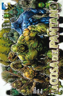 La Cosa del Pantano. Nuevo Universo DC #9