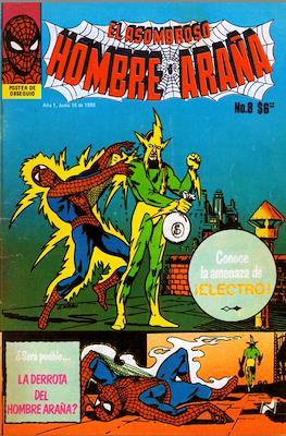 El Asombroso Hombre Araña #8
