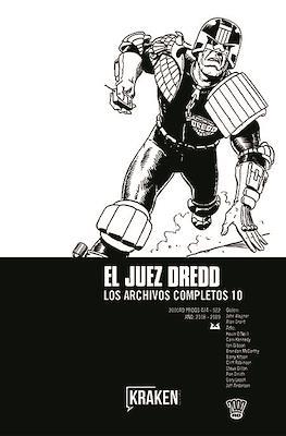 El Juez Dredd: Los Archivos Completos (Rústica 240-336 pp) #10